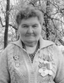 Пилипова Анастасия Елисеевна