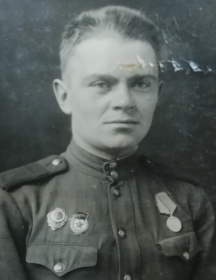 Петров Михаил Васильевич