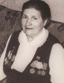 Халявина Анастасия Андриановна