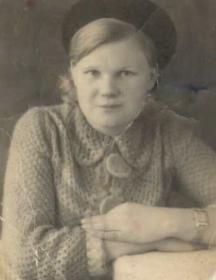 Захарова (Шинкарёва) Валентина Антоновна
