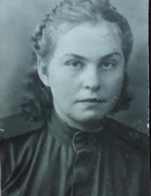 Коршунова (Флянтикова) Зоя Ильинична