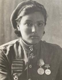 Желудкова (Кушнаренко) Валентина Павловна