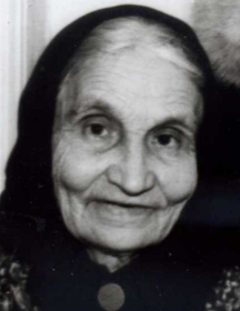 Дружинина(Лешукова)  Мария Яковлевна