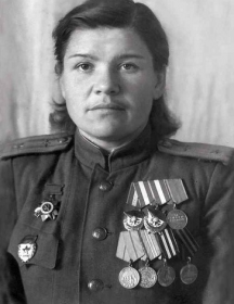 Тимофеева Евгения Дмитриевна