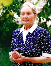 Бабанова (Данилина) Татьяна Васильевна