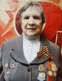 Червякова (Уткина) Лидия Ивакновна