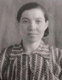 Евсикова (Попова) Анастасия Николаевна
