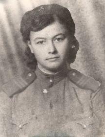 Постникова (Егорова) Анна Ивановна