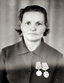 Медведева  Марфа Кирилловна