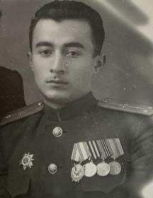 Григорян  Юрий Арменакович