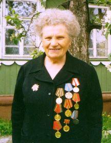 Пантюшина (Никитина) Евдокия Степановна