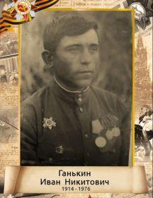 Ганькин  Иван Никитович