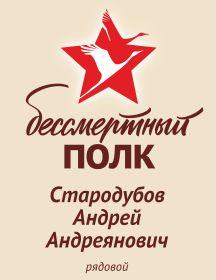 Стародубов Андрей Андреянович