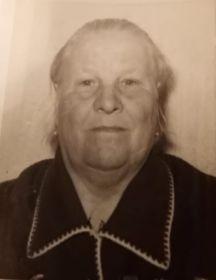 Бугрецова (Микишанова) Антонина Федоровна