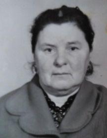 Микишанова(Шувалова) Фаина Александровна