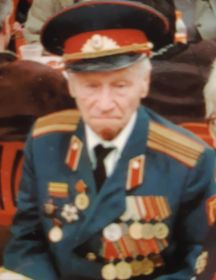 Сафонов Константин Григорьевич