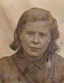 Исакова (Савонина) Клавдия Ивановна