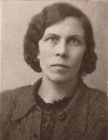 Анисимова (Федорова) Елизавета Тимофеевна