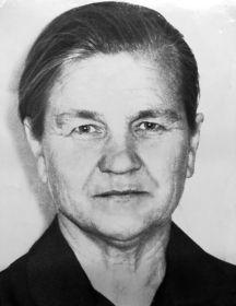 Сафонова (Кисова) Валентина Васильевна