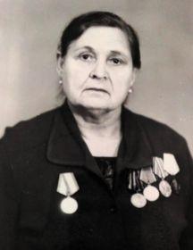 Васютина (Комарова) Анна Прокофьевна