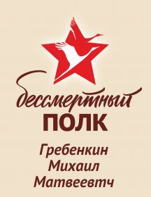 Гребенкин Михаил Матвеевич