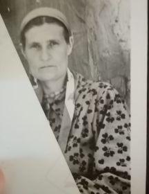 Заборина (Ермакова) Надежда Васильевна