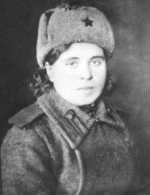 Кругликова (Кудряшова) Александра Арсентьевна