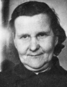 Инзарцева (Голова) Анастасия Ивановна