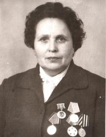 Гунина (Мазница) Лидия Ивановна