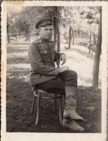 Петров Дмитрий Степанович