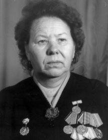 Дубина (Голубева) Клавдия Ивановна