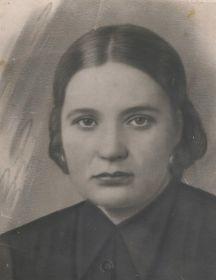 Загвоздкина (Морозова) Мария Федоровна