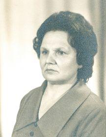 Бушманова (Кокшарова) Вера Арсеньевна