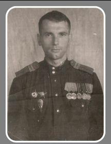 Леонтьев Валерий Григорьевич