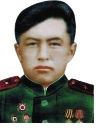 Ошакбаев Шаку