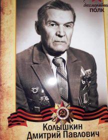 Колышкин Дмитрий Павлович