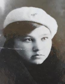 Гамазина (Доброва) Анна Герасимовна