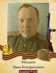 Мальков Иван Кондратьевич