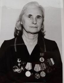 Щелкунова (Фоминых) Анфиса Павловна