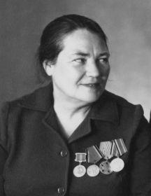 Минкина (Царёва) Ольга Николаевна