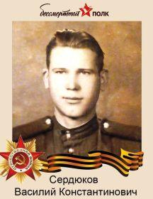 Сердюков Василий Константинович