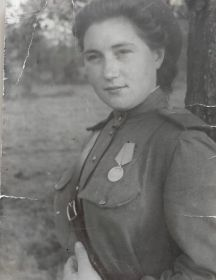 Трофимович Клавдия Александровна