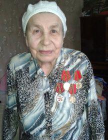 Тарасова (Набатова) Валентина Дмитриевна