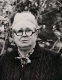 Бабаедова (Ильина) Татьяна Гавриловна