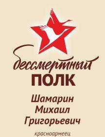 Шамарин Михаил Григорьевич