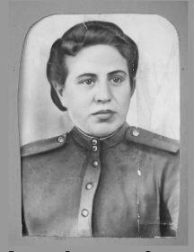 Серкова (Косых) Елизавета Владимировна