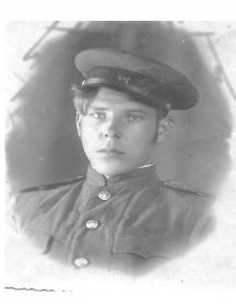 Никитин Николай Сергеевич