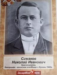 Симаков Николай Иванович