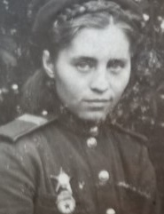 Столярская (Уризченко) Евдокия Семёновна
