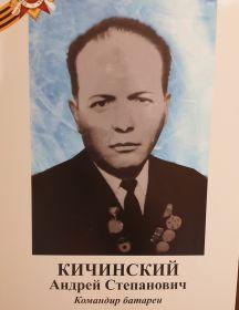 Кичинский Андрей Степанович